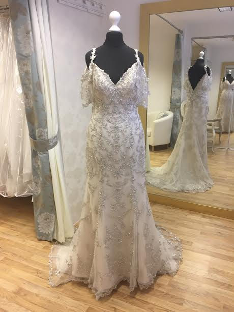 ac5141502d3 Book now to try this dress. Our Bridal Services